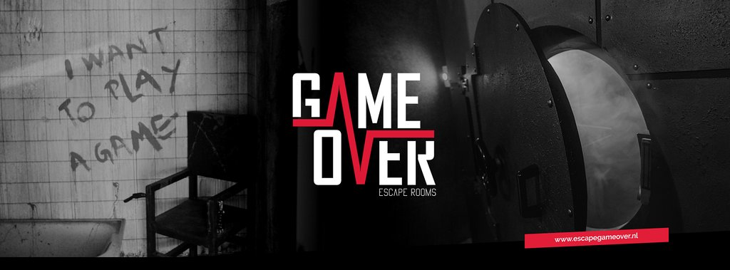 ‪GAME OVER Escape Rooms - Amsterdam‬