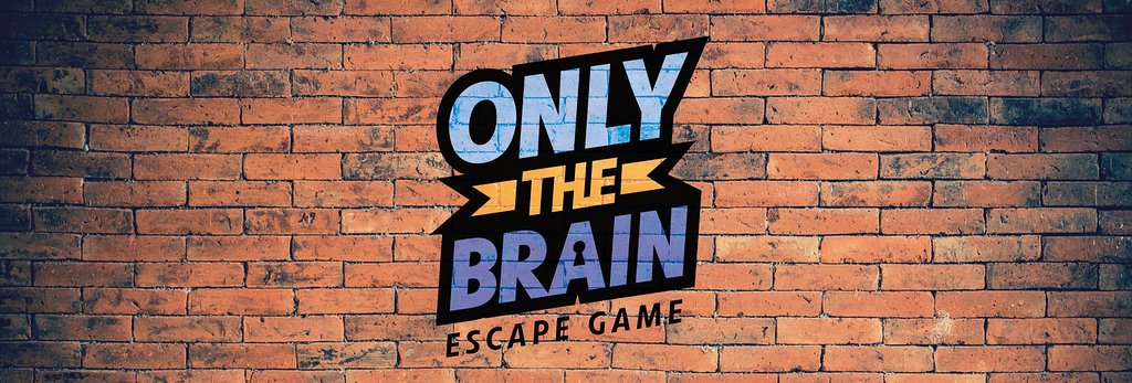 ‪Only The Brain - Escape Game‬