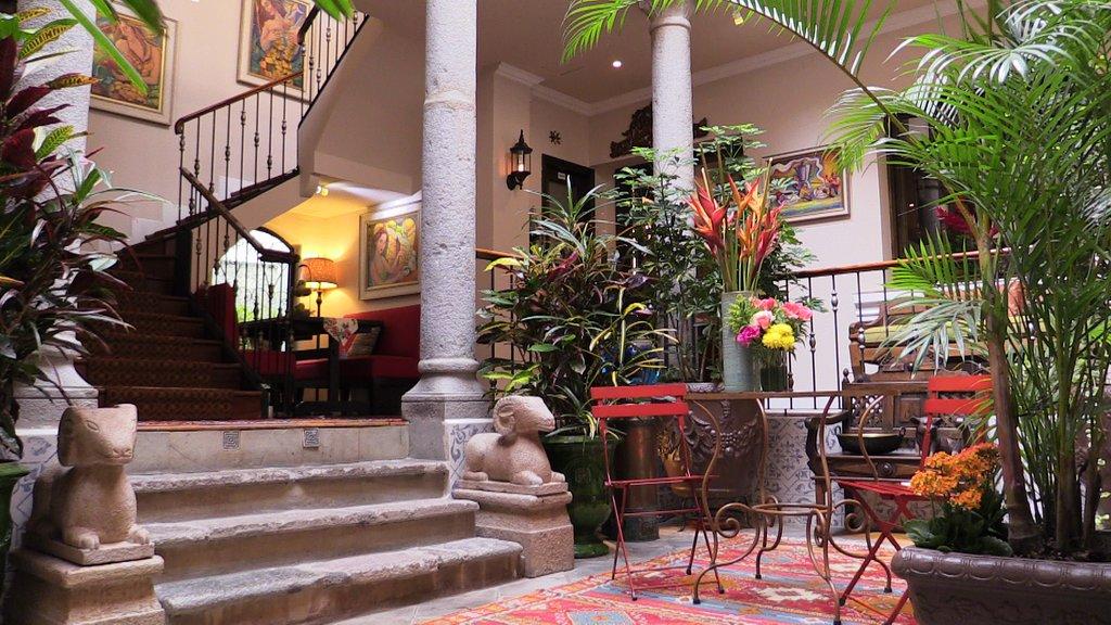 Villa Colonna Quito