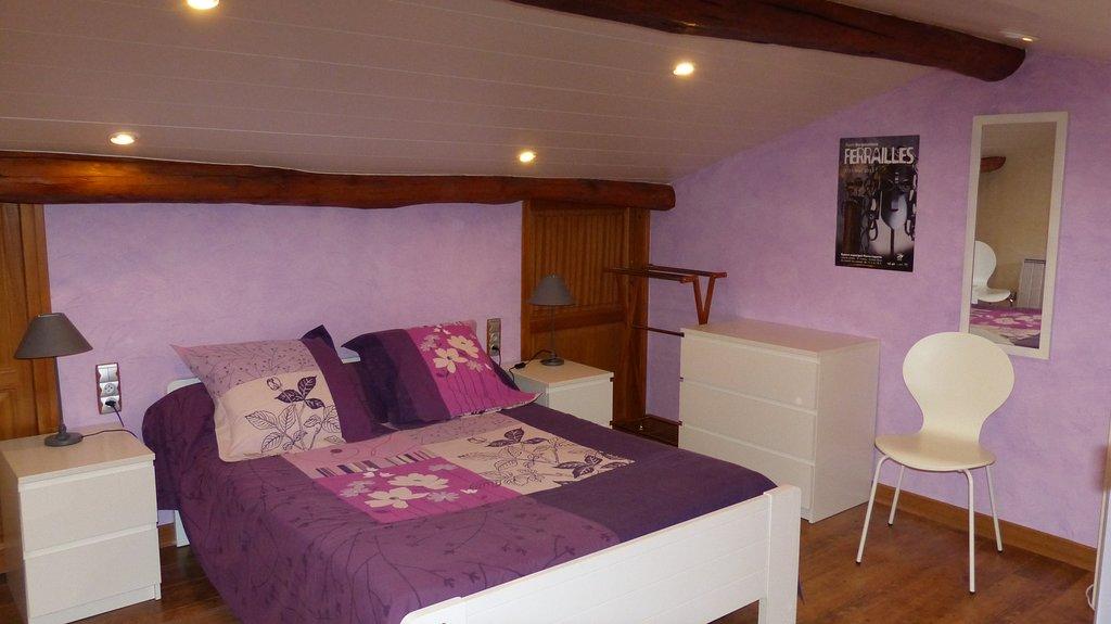 Chambres D'Hotes Puy de Dome Chez Tiane