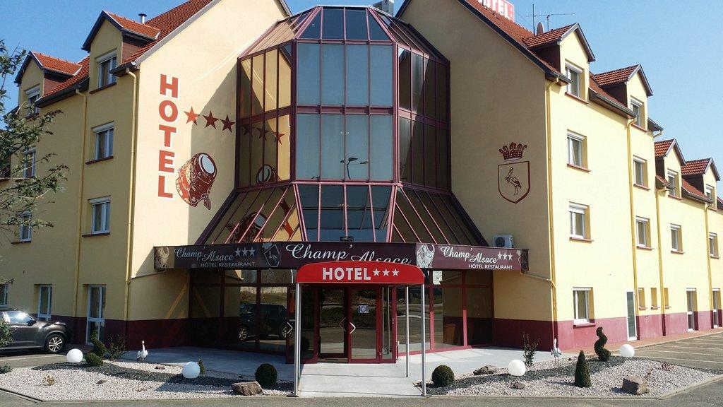Hotel Champ'Alsace Aerodrome