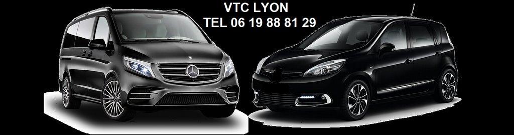 VTC Lyon Chauffeur Privé