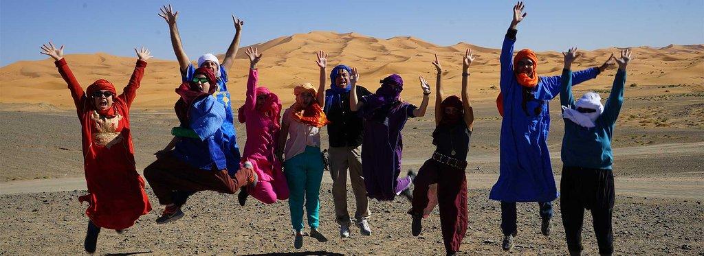 Morocco 4x4 Tours