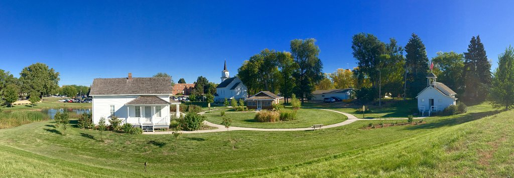Augustana Heritage Park, Open June-August