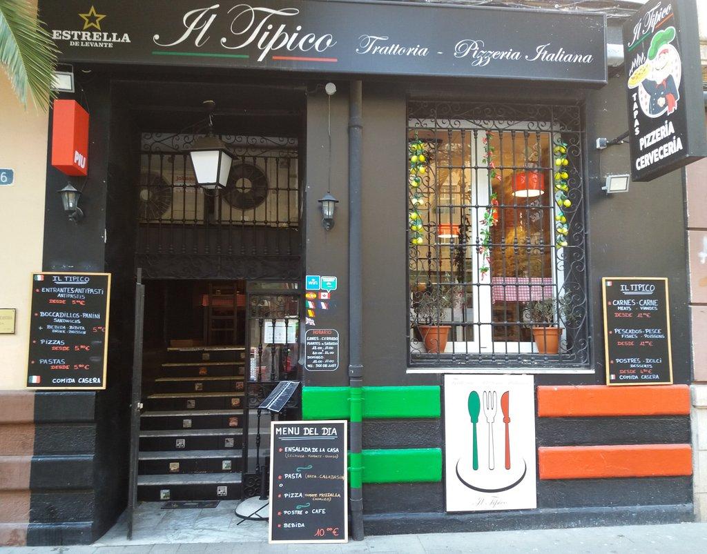 imagen Il Tipico Trattoria Pizzeria Italiana en Alicante