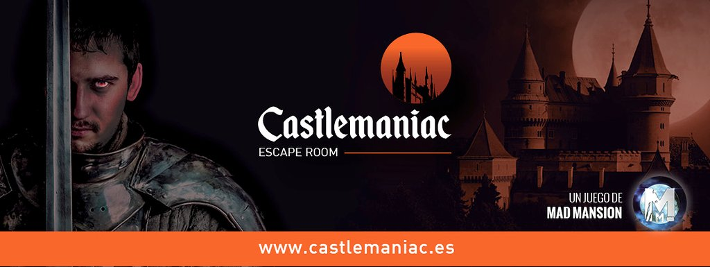 ‪Castlemaniac Escape Room‬