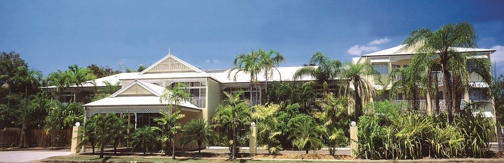 礁棕櫚酒店
