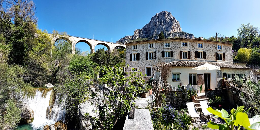 Le Moulin Camoula