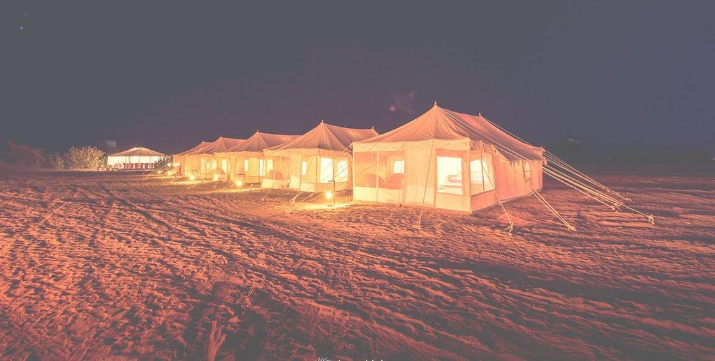 Golden Paradise Desert Resort