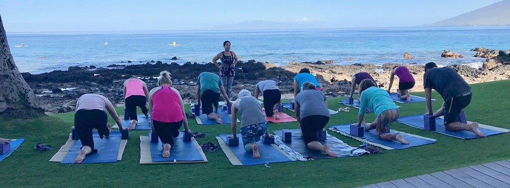 Maui Yoga Path