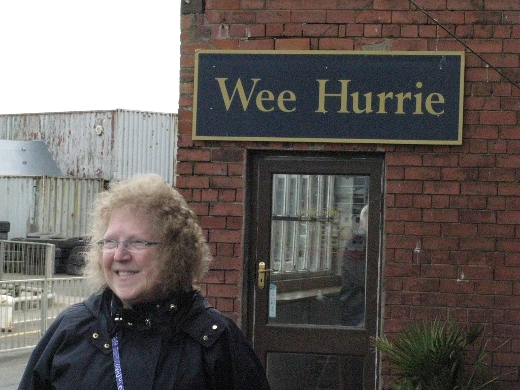 Image Wee Hurrie in South West Scotland