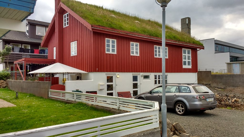 Bed and Breakfast in Faroe Islands Tildugota 7