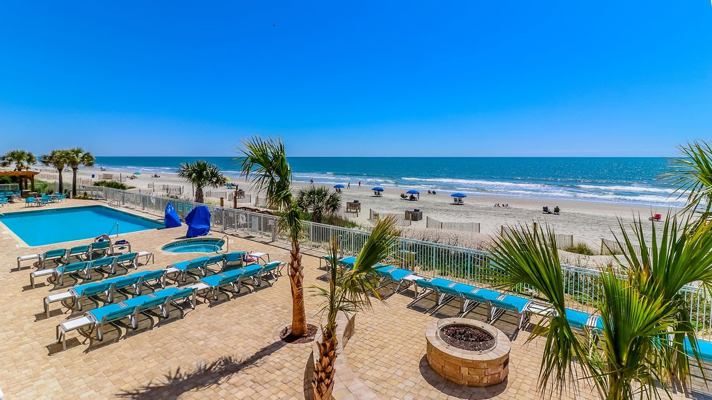 Holiday Inn Oceanfront at Surfside Beach