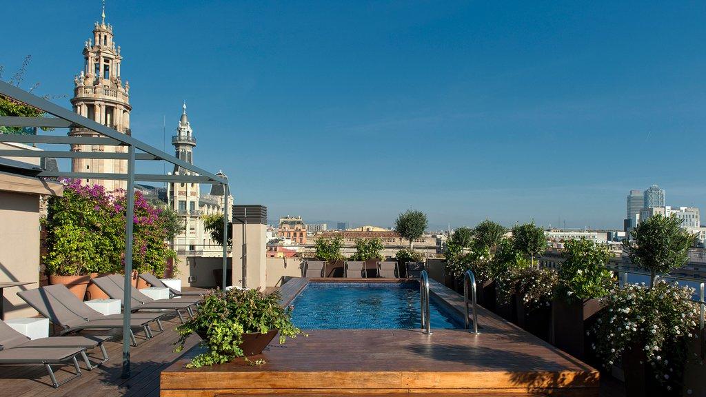 杜可莎巴塞羅那套房酒店