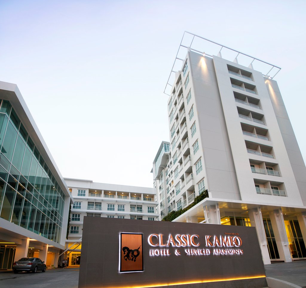 Classic Kameo Hotel & Serviced Apartments Ayutthaya