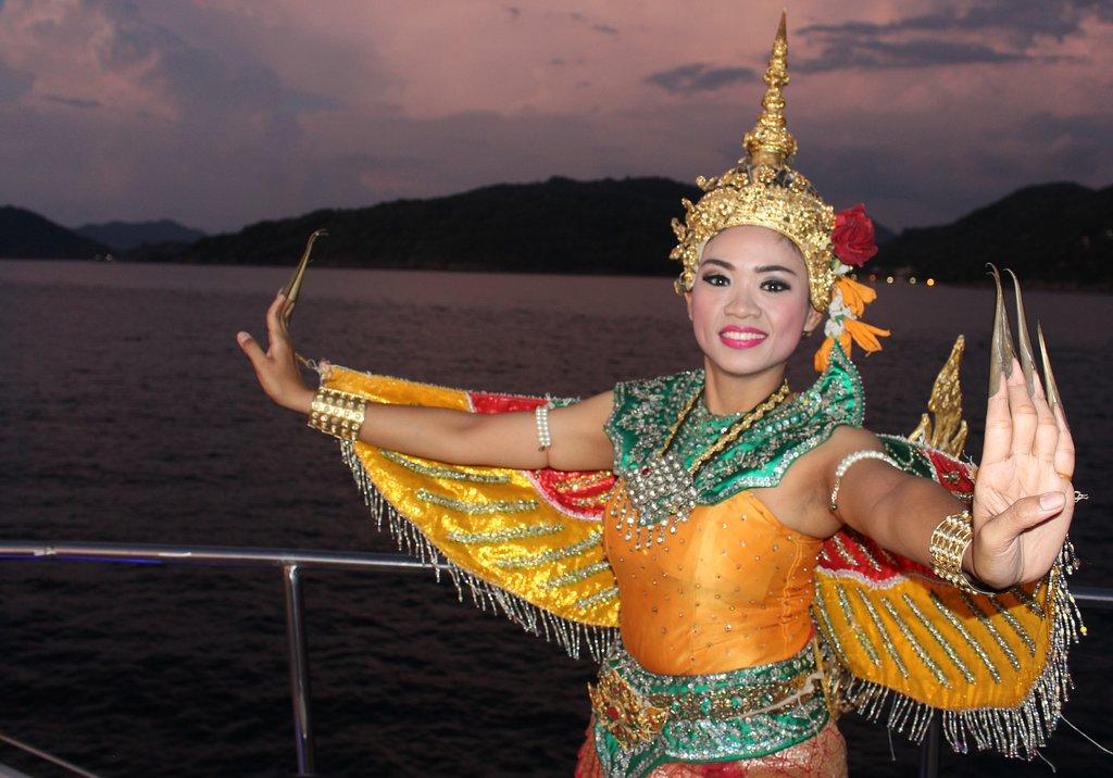 Andaman Sunset Dinner Cruise