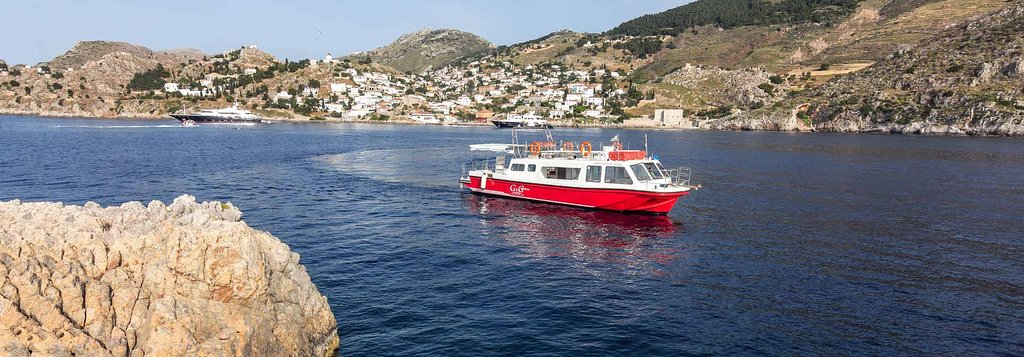 G&G Hydra Cruises - Daily Tours