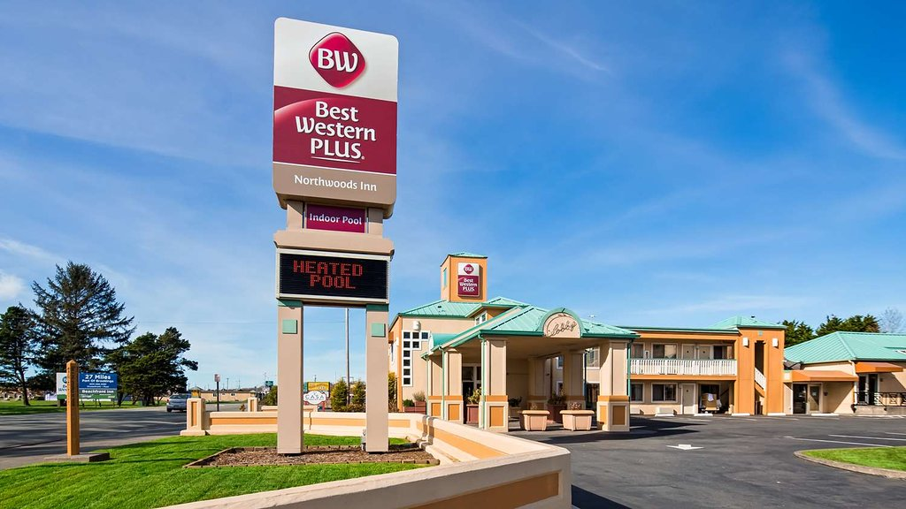 Best Western Plus Northwoods Inn