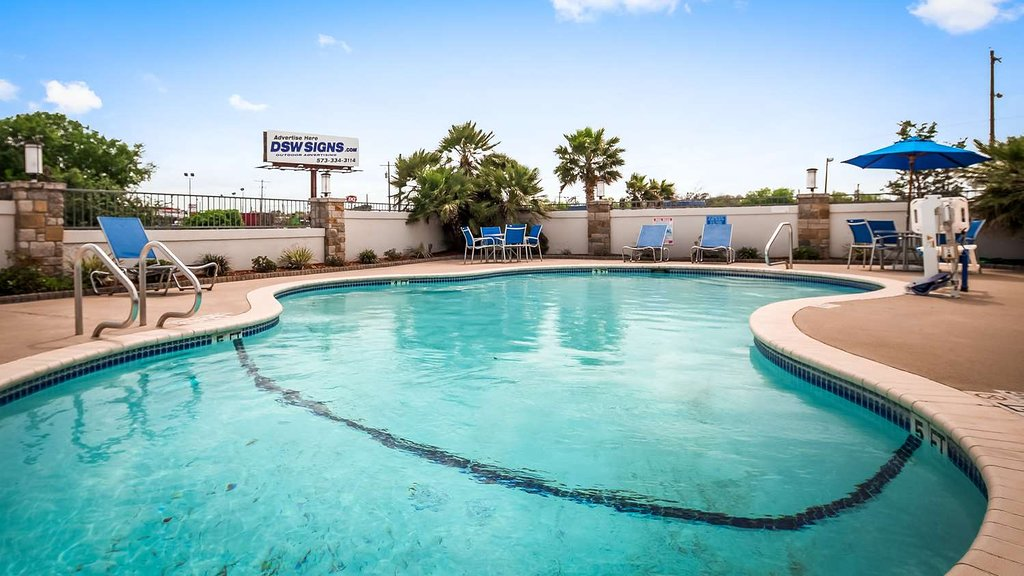 Best Western George West Executive Inn