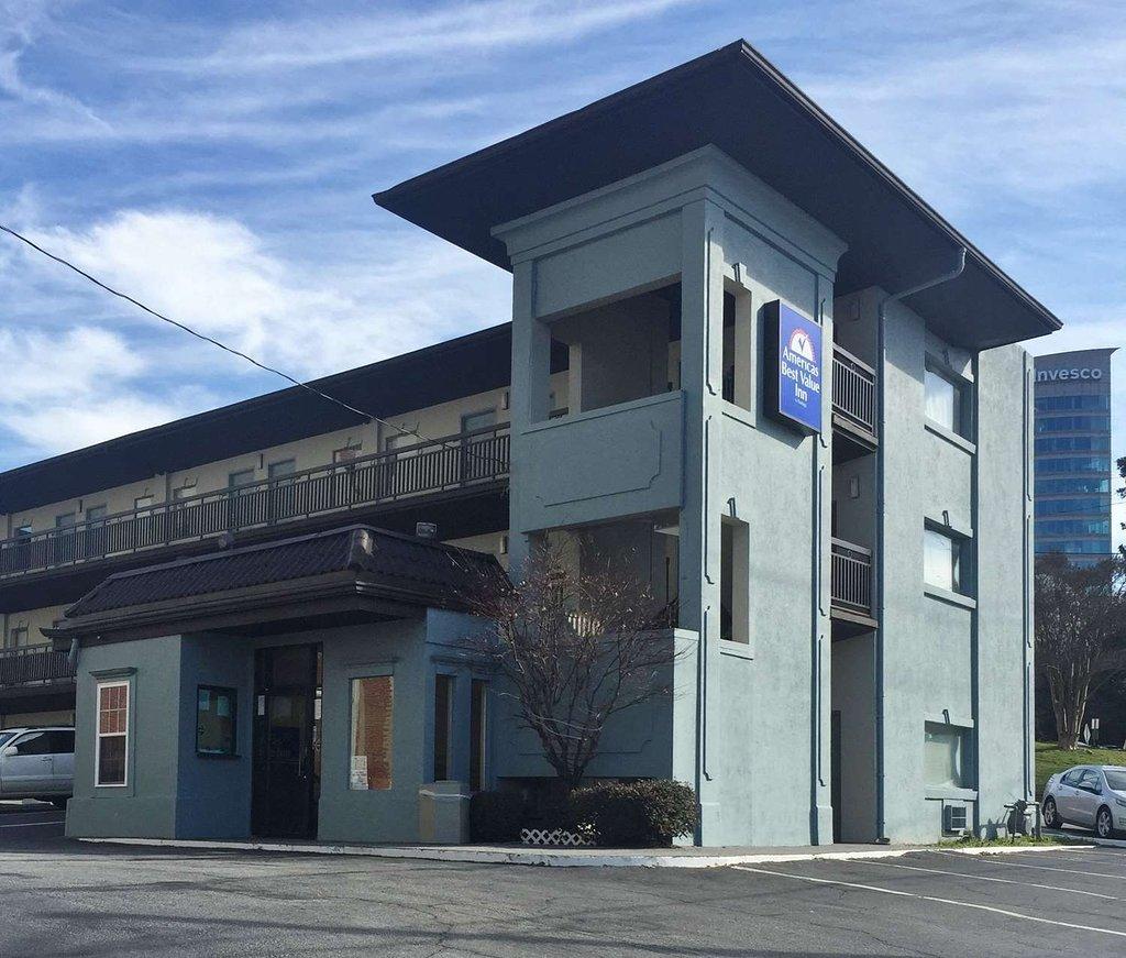 Americas Best Value Inn - Downtown / Midtown