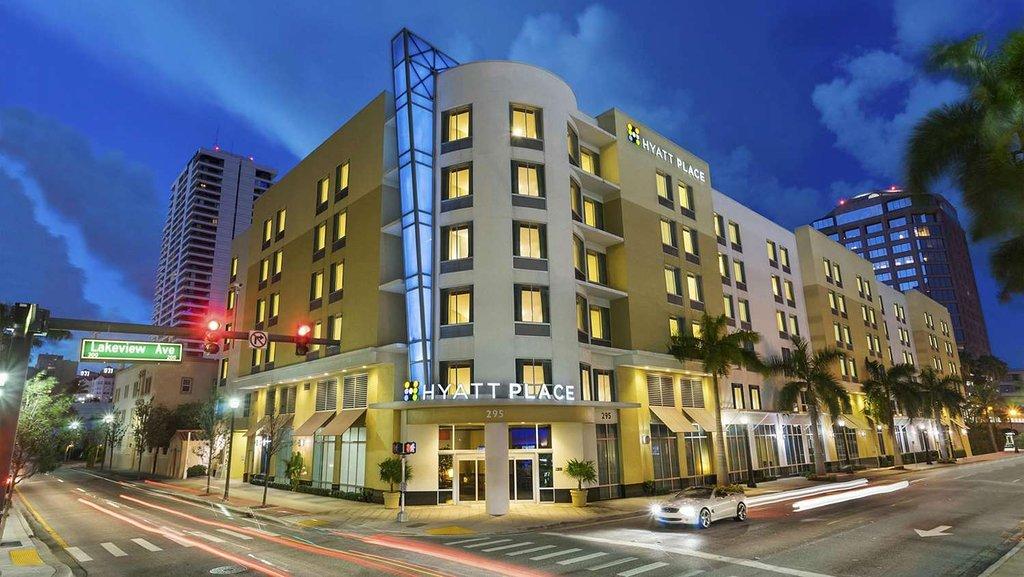 Hyatt Place West Palm Beach Downtown