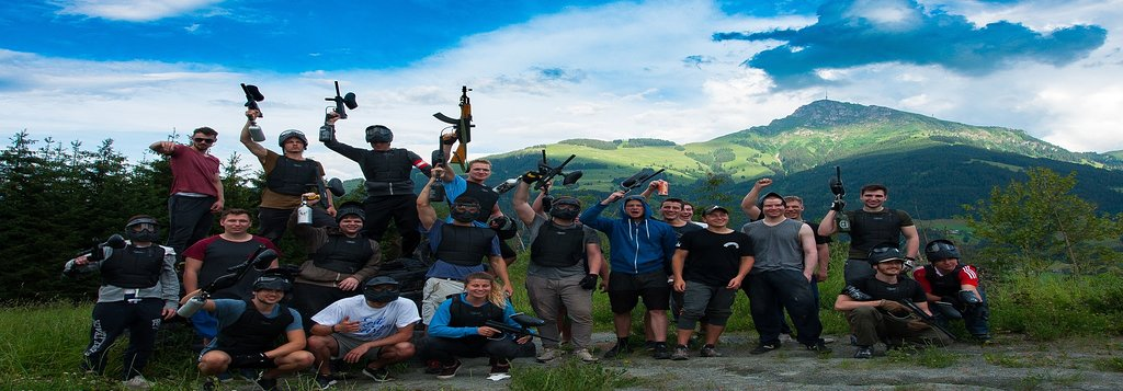Paintball Kitzbühel
