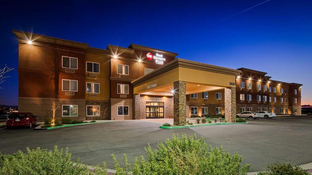 Best Western Plus Desert Poppy Inn