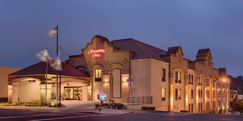 Hampton Inn San Francisco - Daly City