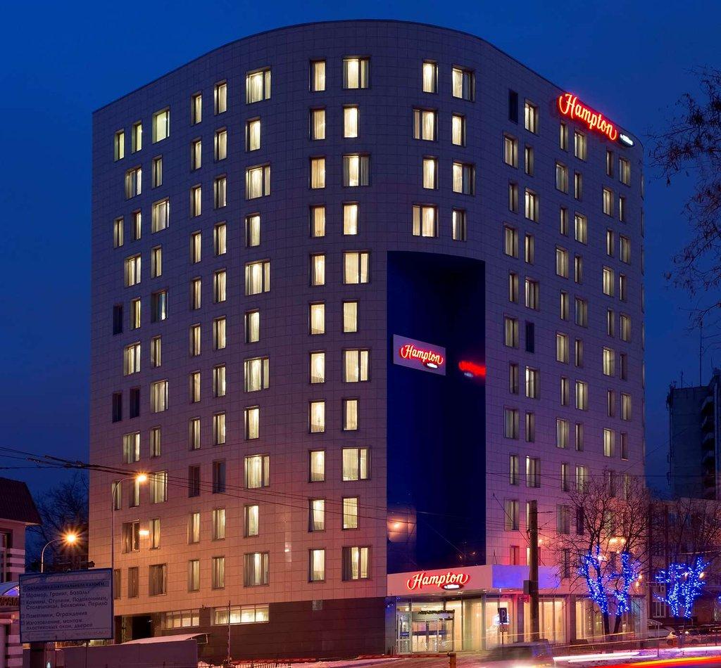 Hampton by Hilton Voronezh