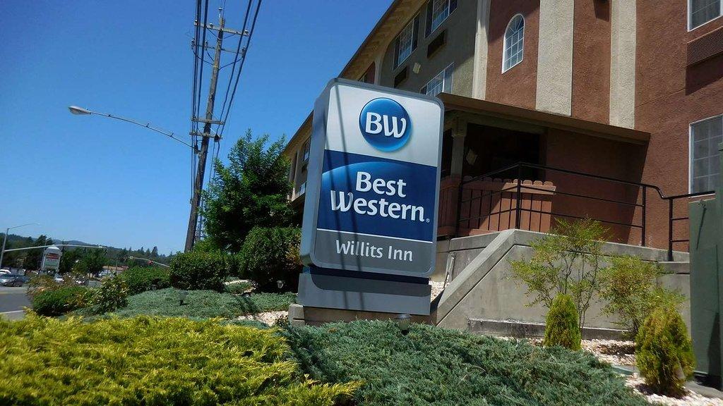 Best Western Willits Inn
