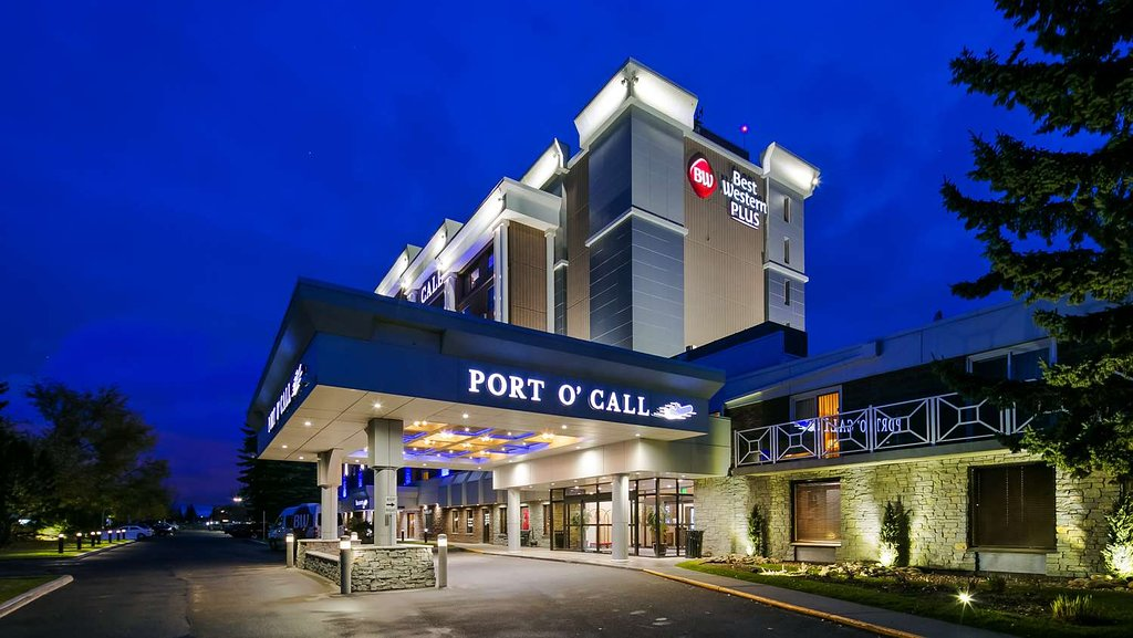 Best Western Plus Port O'Call Hotel