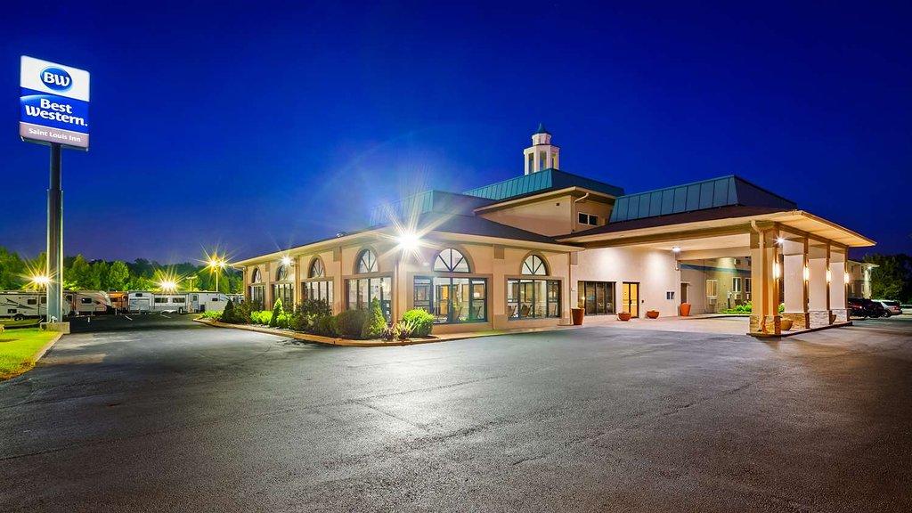 Best Western St. Louis Inn