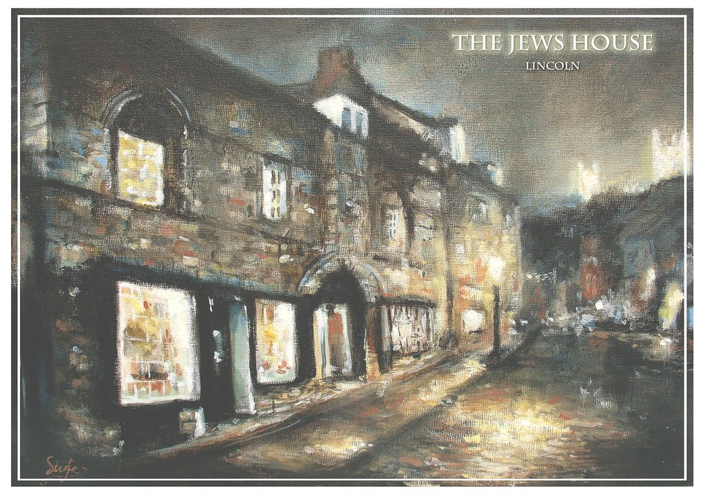 Image The Jews House Restaurant in East Midlands