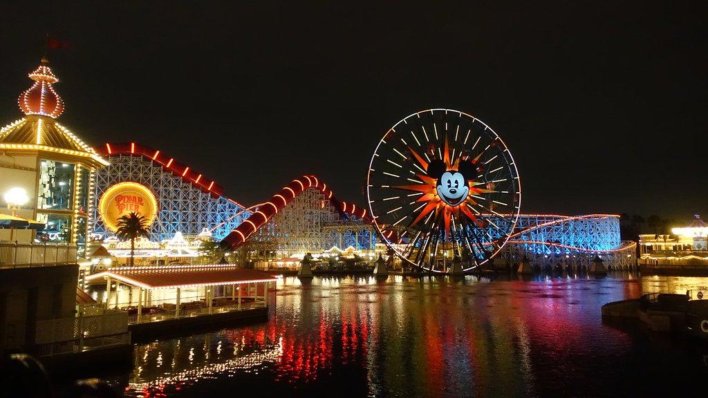 Pixar Pier at night (327458078)