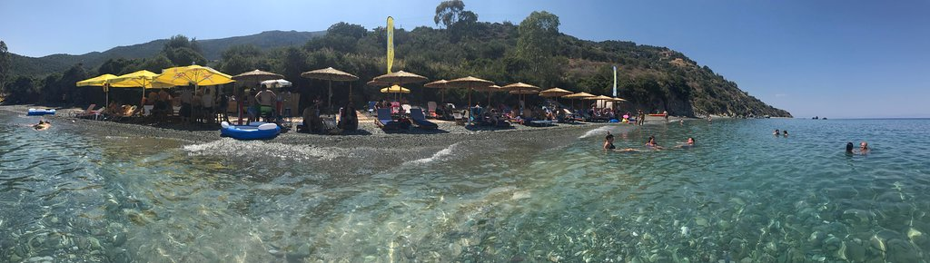 Beach Bar Kalo Livadi