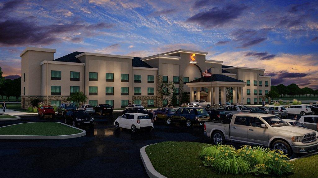 Comfort Suites Fort Wayne