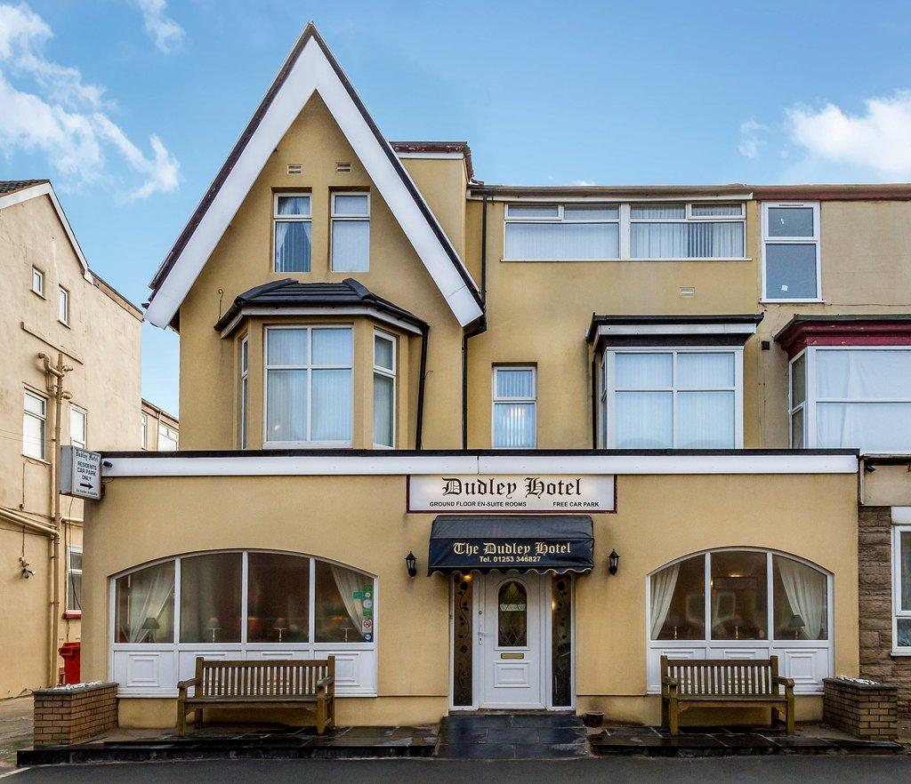 Dudley Hotel Blackpool