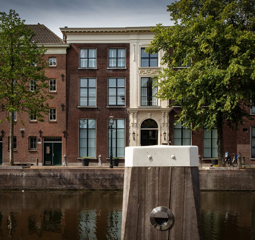 Stadsvilla Mout Rotterdam-Schiedam