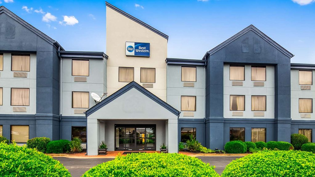 Best Western Commerce Inn