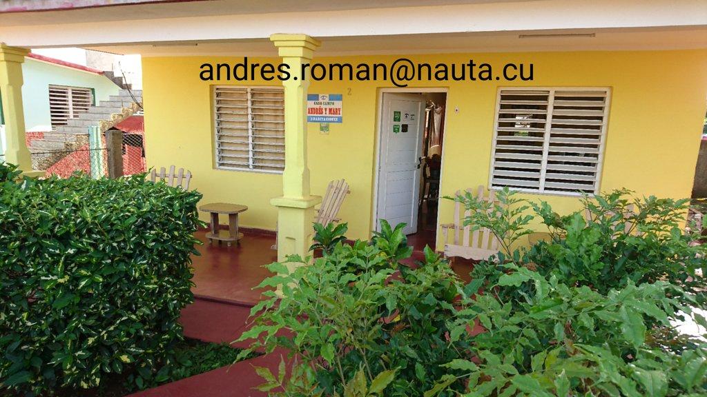 Casa Campo Mary y Andres