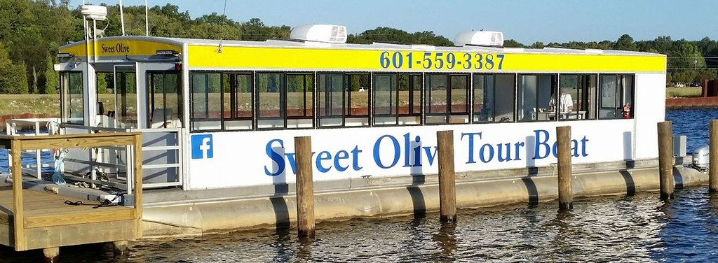 Sweet Olive Tour Boat