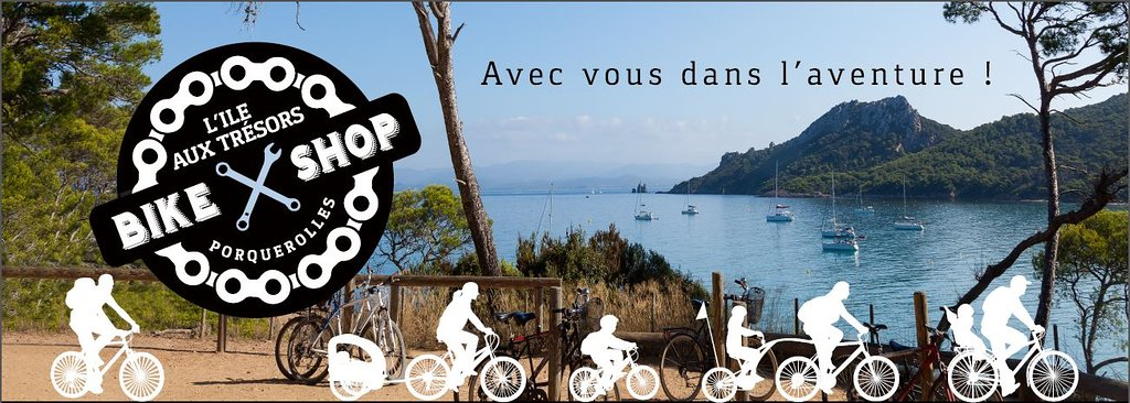BIKE SHOP - L'Ile aux tresors