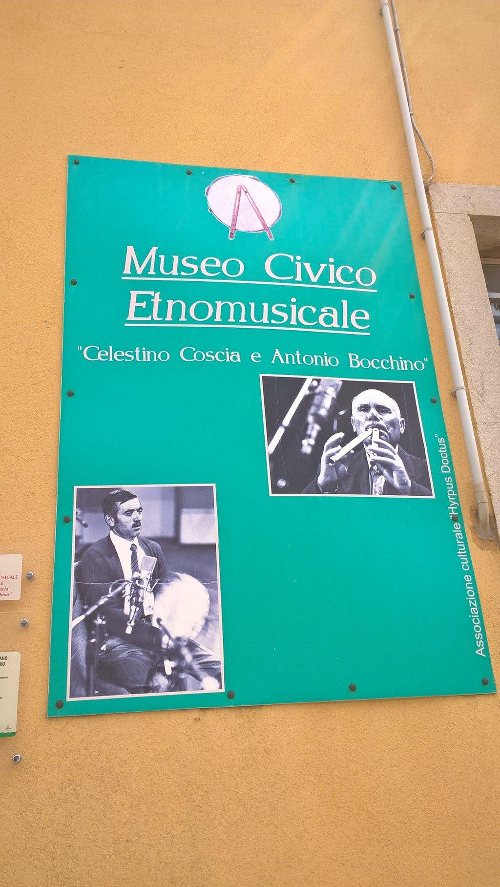 Museo Civico Etnomusicale Celestino Coscia e Antonio Bocchino