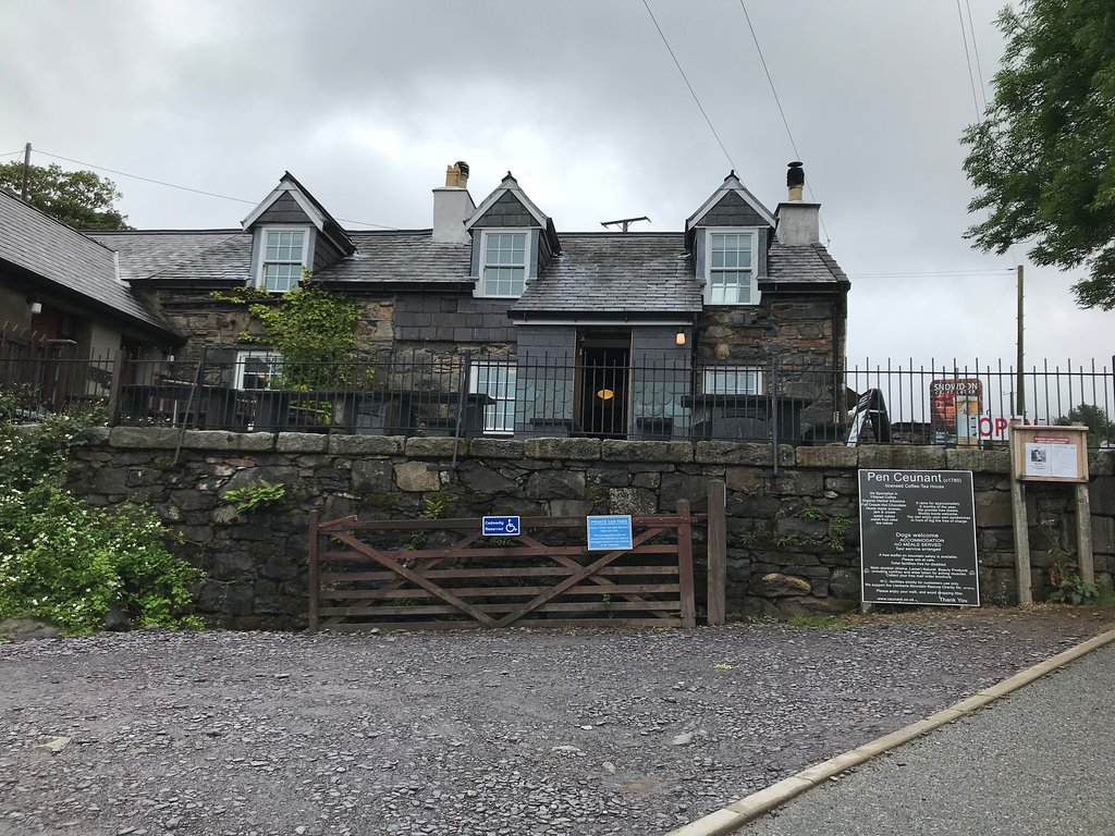 Image Penceunant Isaf Tea Rooms in North Wales