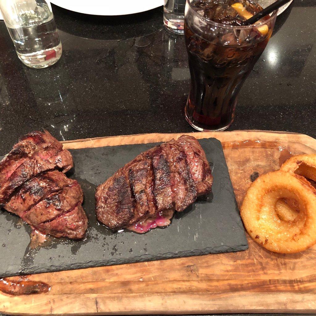 Angus Steakhouse Paddington