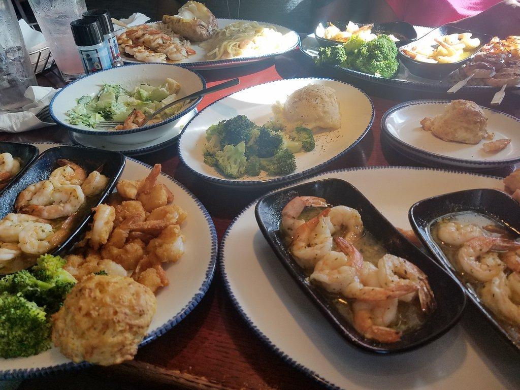 Red Lobster, Savannah - Menu, Prices & Restaurant Reviews - TripAdvisor