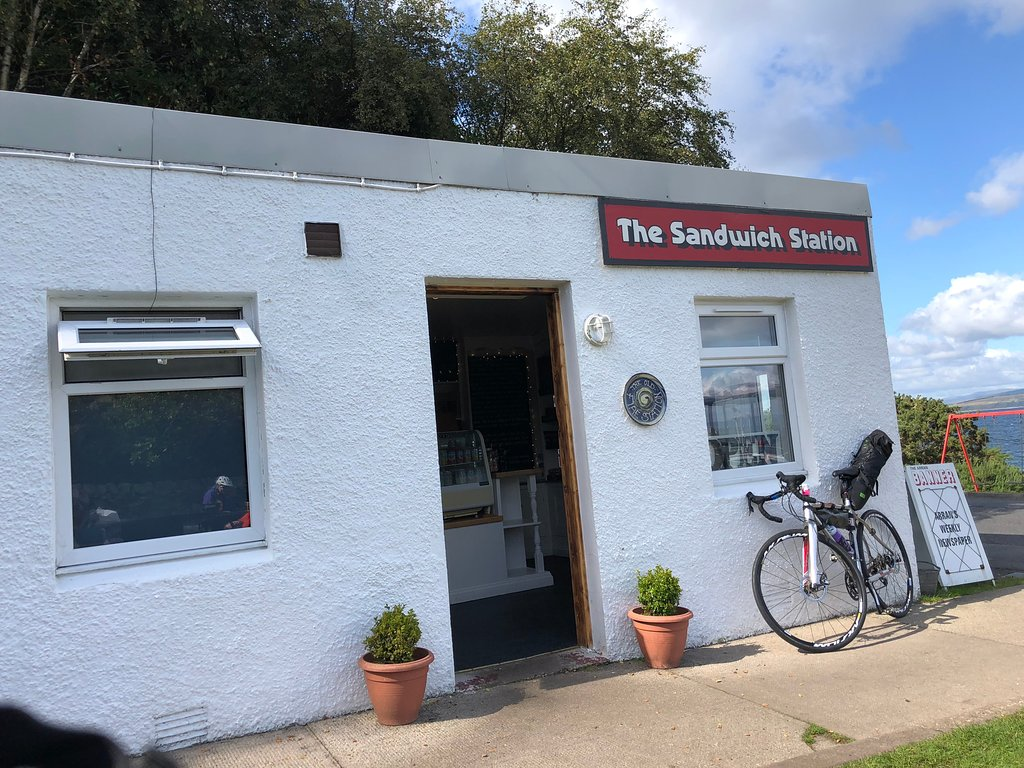 Image The Sandwich Station in South West Scotland