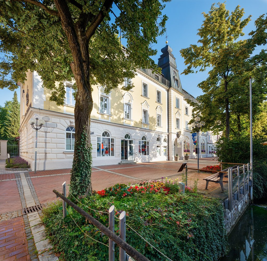 Kneipp Hotel Bad Wörishofen Kneipp & Gesundheitsresort Sebastianeum
