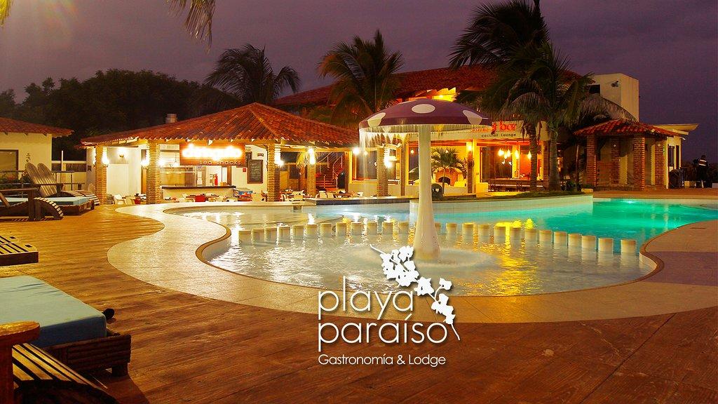 Playa Paraíso Gastronomia & Lodge