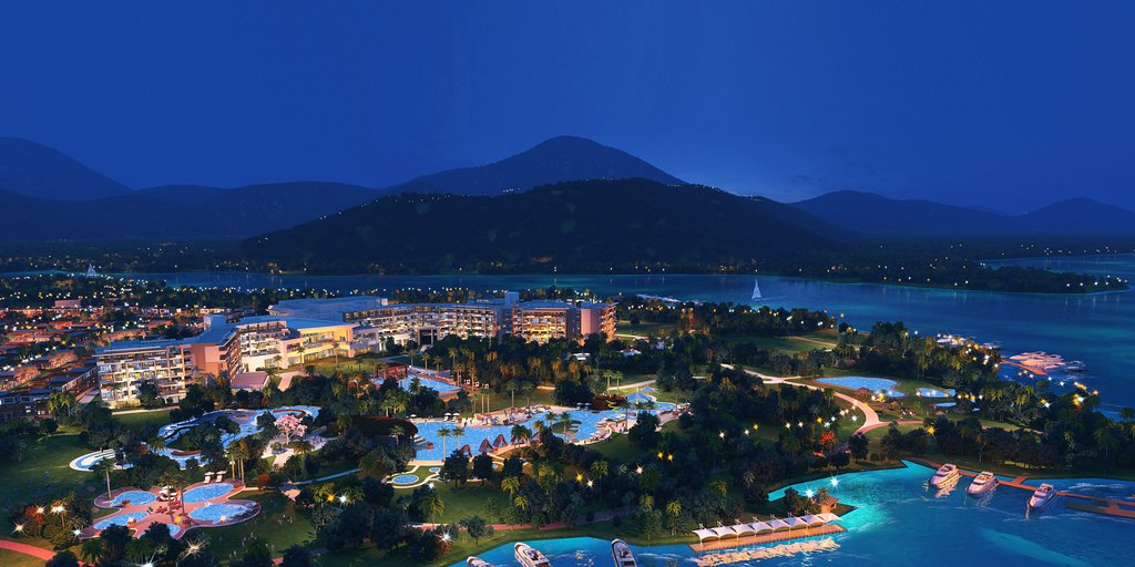 DoubleTree Resort by Hilton Hainan Xinglong Lakeside